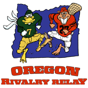 Oregon Rivalry Relay